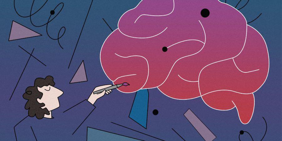 Terapia de Divã. É a criatividade uma forma de linguagem e comunicação?