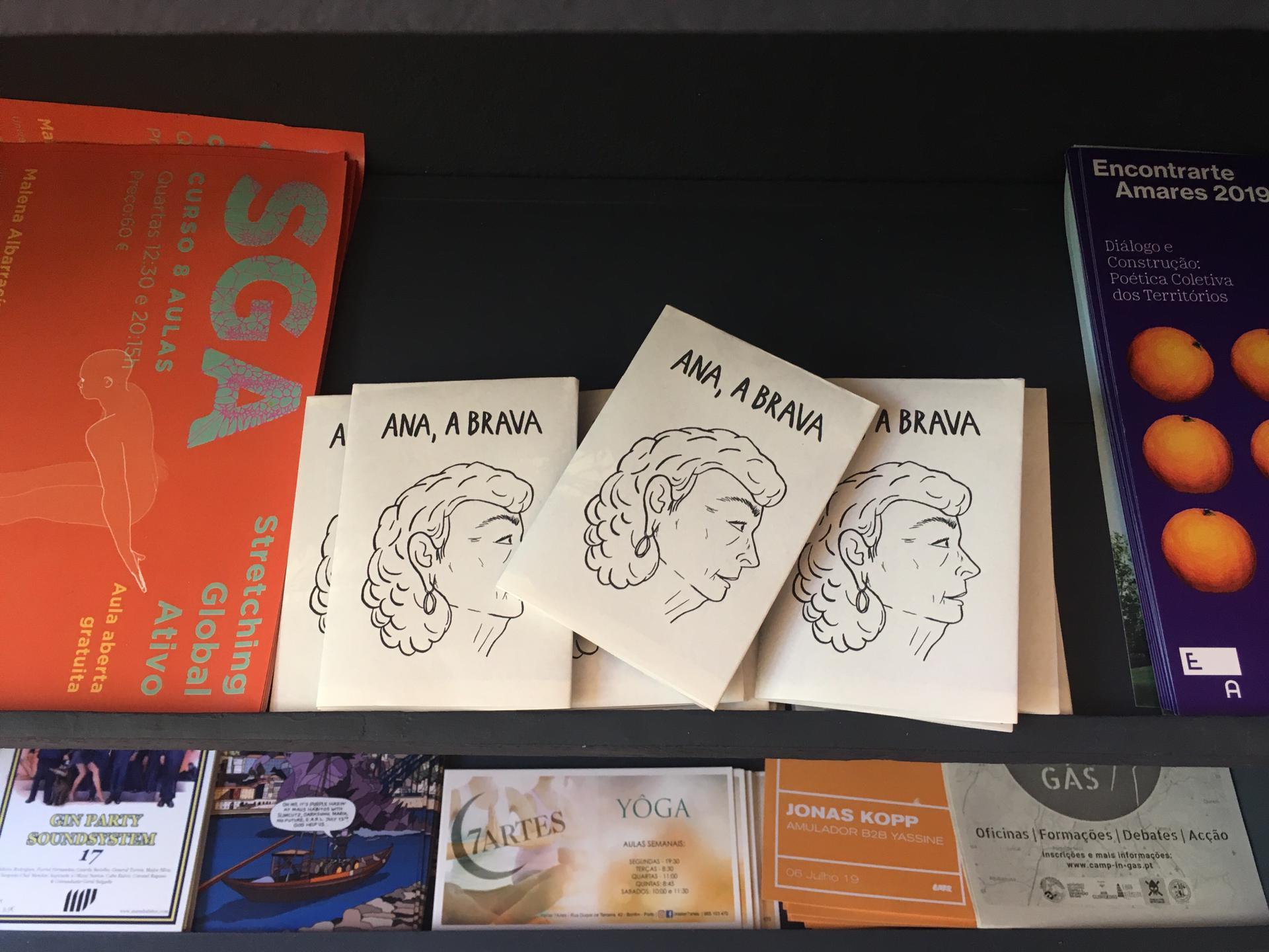 """""""As Bravas"""": a fanzine que mostra relatos de mulheres anónimas, heroínas, que lutam no dia a dia"""