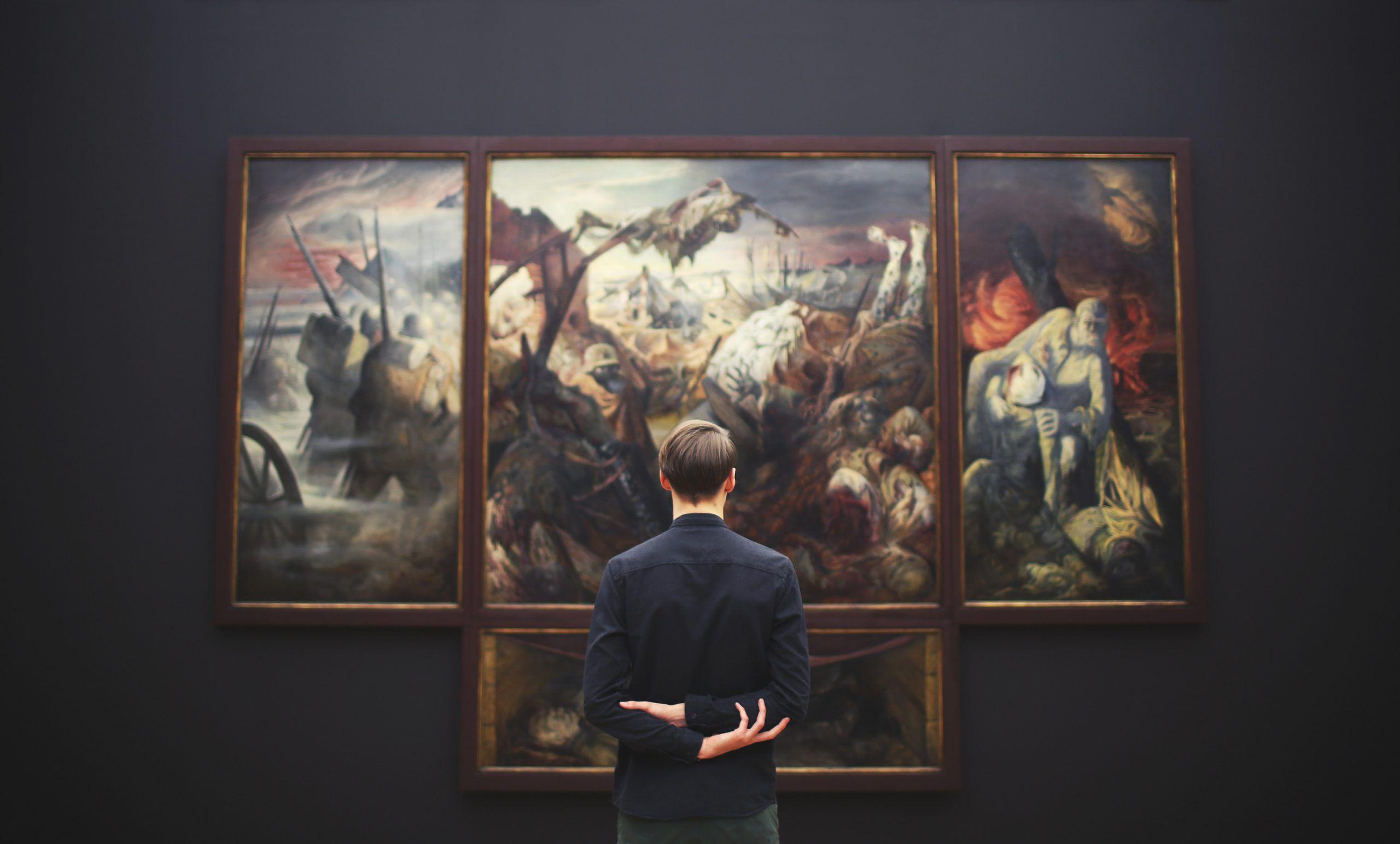 Esta capacidade de saber ver Arte