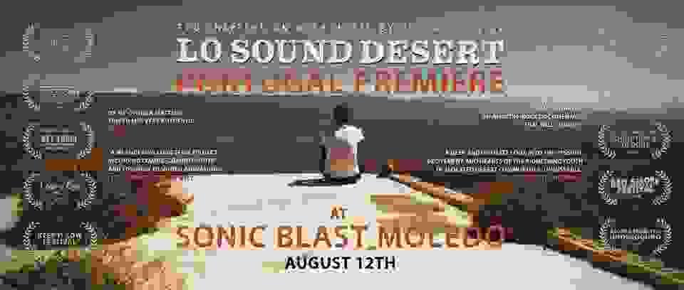 Vamos ter cinema no SonicBlast Moledo