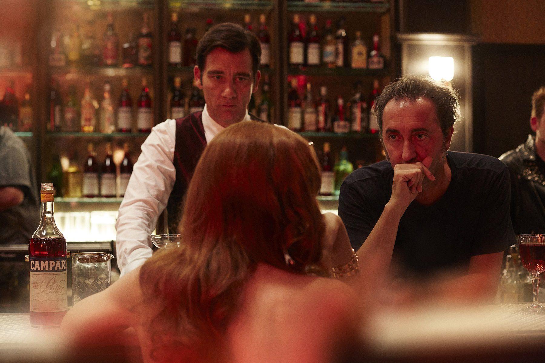 'Killer in Red', o elegante anúncio que junta Paolo Sorrentino a Clive Owen