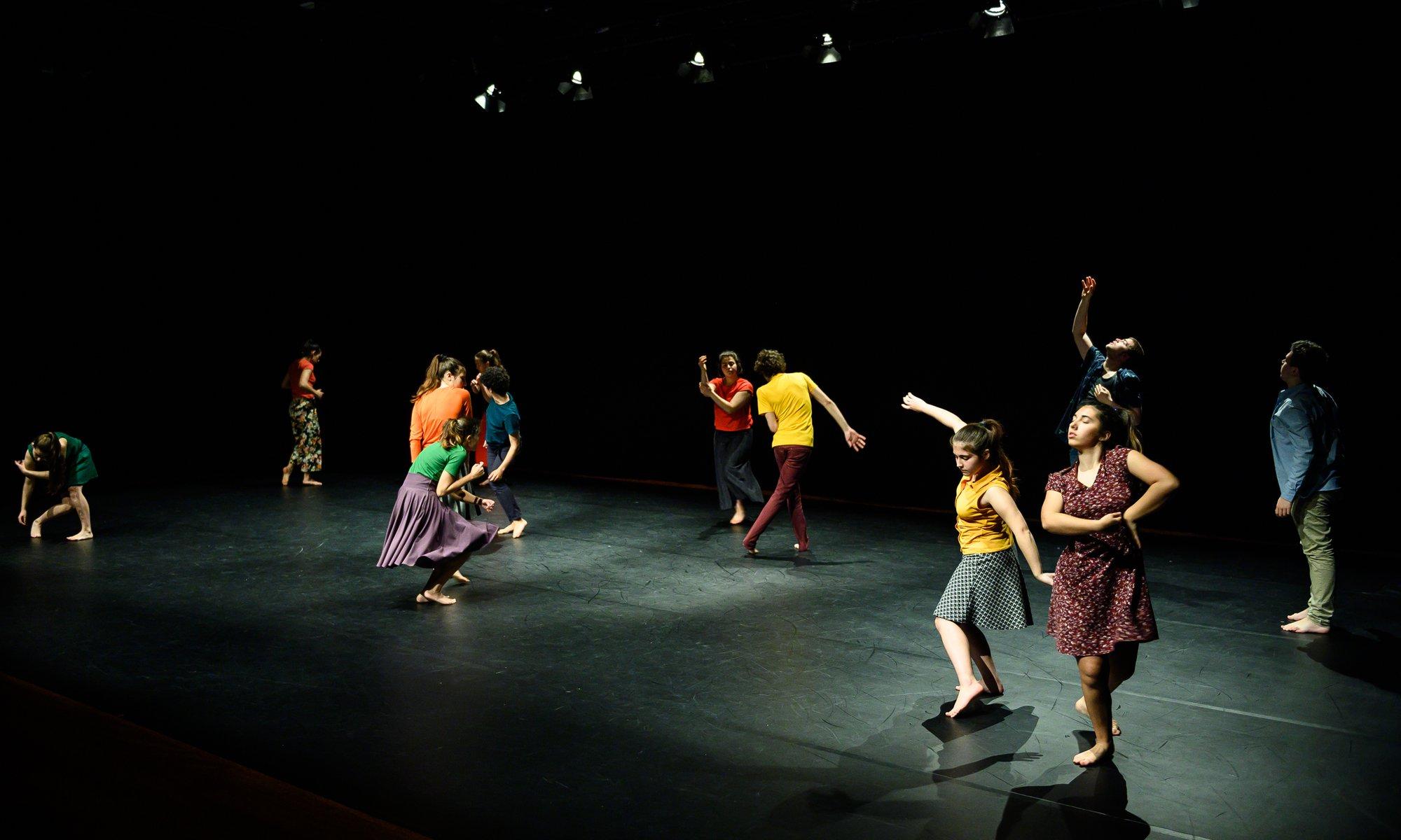 P.E.D.R.A. – Dança em Repertório de Vera Mantero com apresentação online hoje