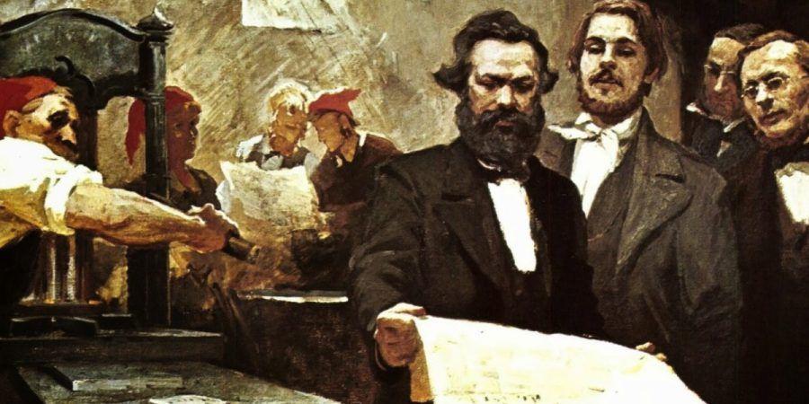 A herança de Karl Marx e Friedrich Engels