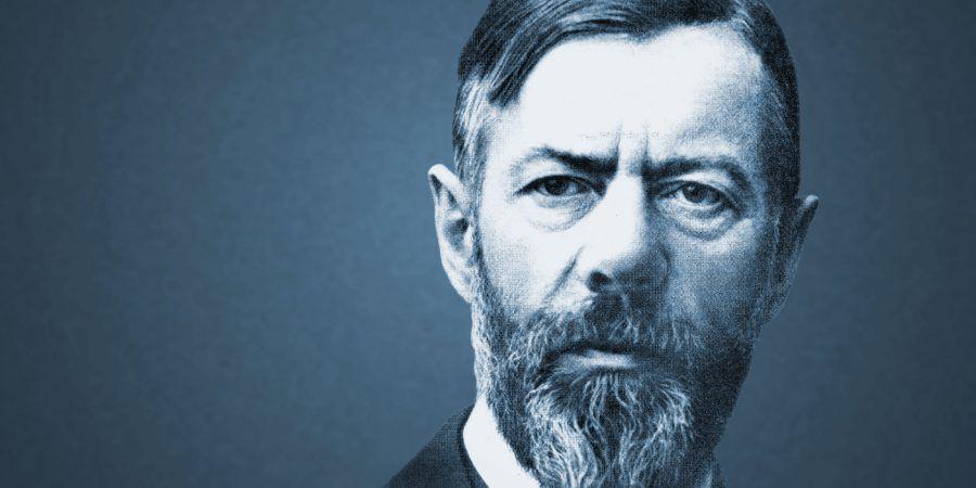 Max Weber, um dos progenitores da sociologia
