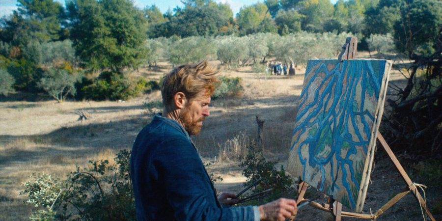 """At Eternity's Gate"". Filme sobre a vida do pintor Vincent Van Gogh está disponível na RTP Play"