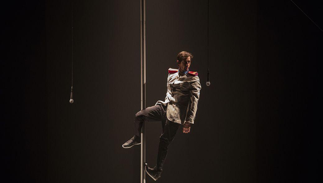 'Mundo Interior' – O circo português está diferente