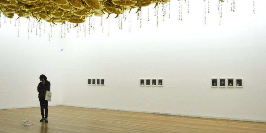 'A Time Coloured Space', a exposição que não dá respostas