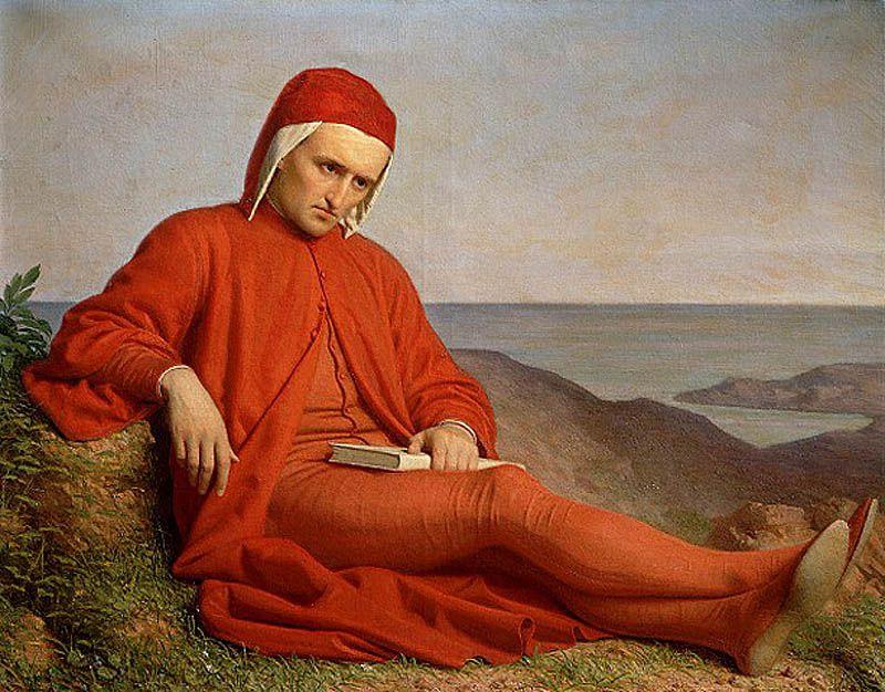 A (divina) comédia e a tragédia na vida de Dante Alighieri
