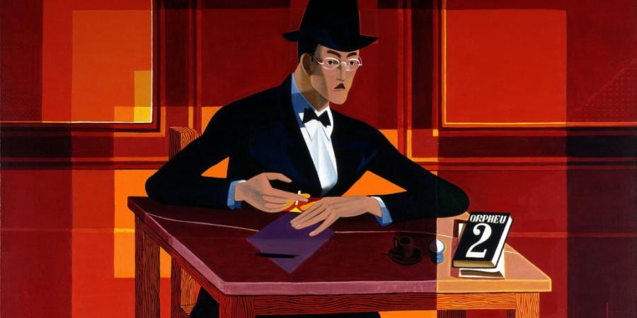 Fernando Pessoa: o rosto do Modernismo português
