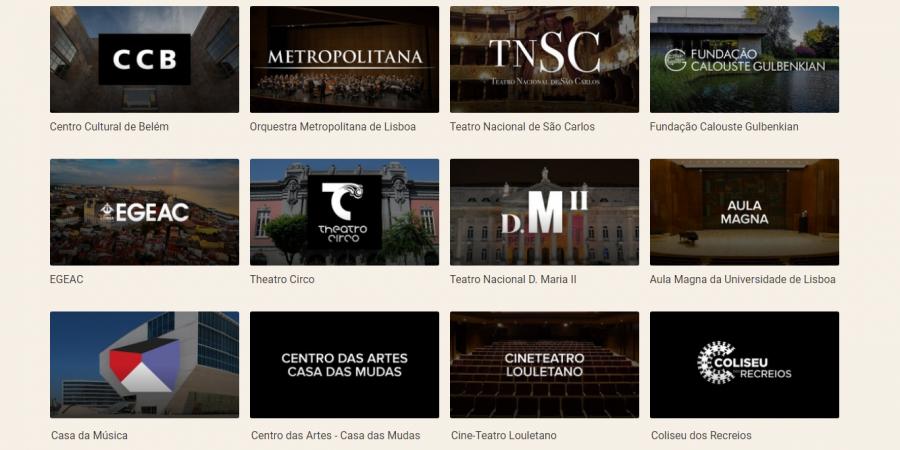 RTP Palco: a sala de espectáculos que junta o mais recente da cultura com as grandes referências do passado