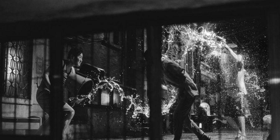 """""""Parasitas"""", de Bong Joon-ho, vai voltar aos cinemas e numa versão a preto e branco"""