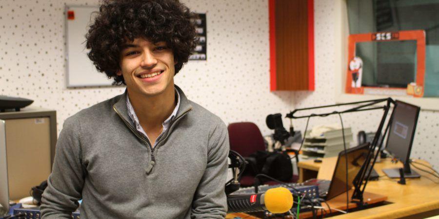 Entrevista. Poeta da cidade quer levar a literatura ao país