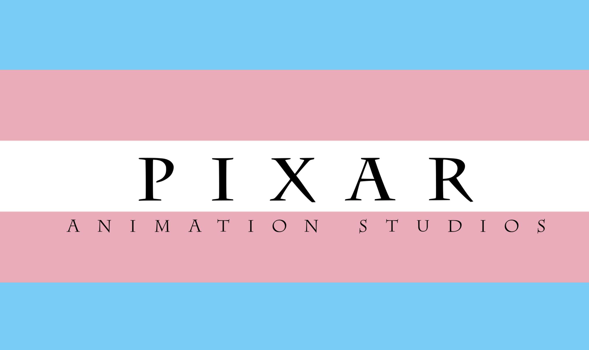 Pixar está a desenvolver filme com a primeira personagem trans