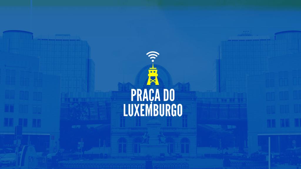 Praça do Luxemburgo faz um ano e cria parceria com a Comunidade Cultura e Arte