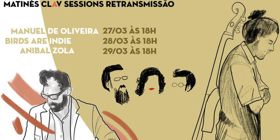 Matinés no Clav Live Sessions