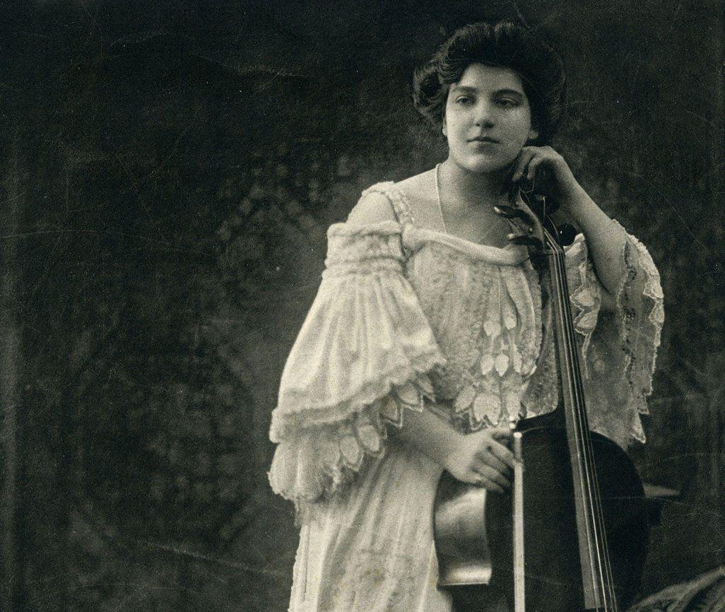 Guilhermina Suggia, a portuguesa que arrebatou o panorama da música erudita