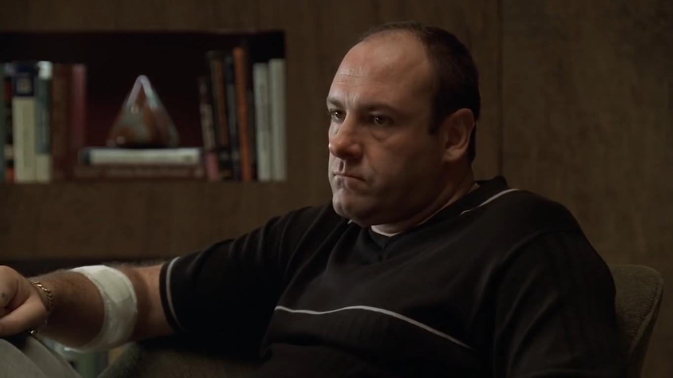Tony Soprano e a Dr. Melfi: Uma relação de 8 anos em silêncios