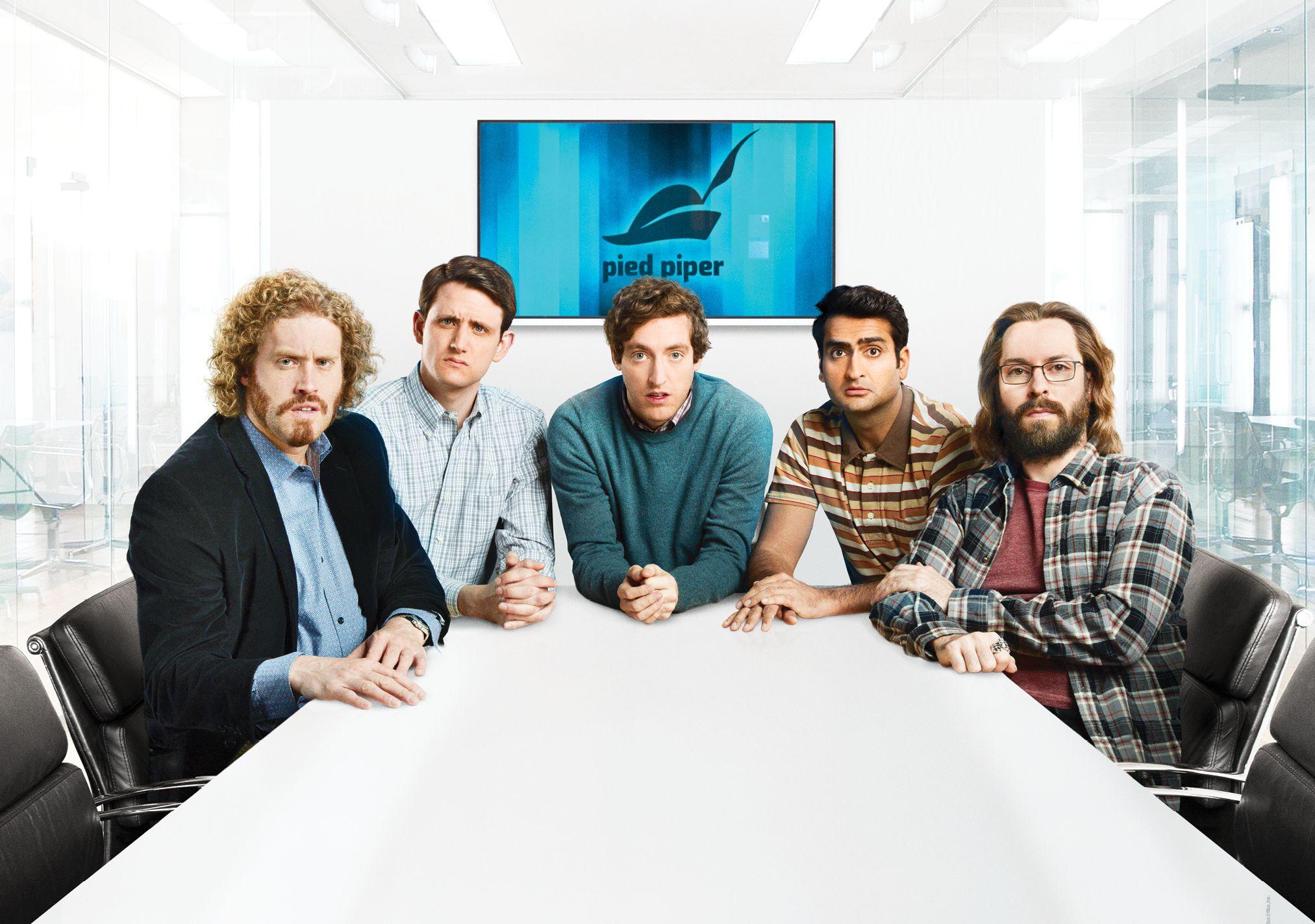Estreia mundial da T3 de 'Silicon Valley' passa na TVSéries