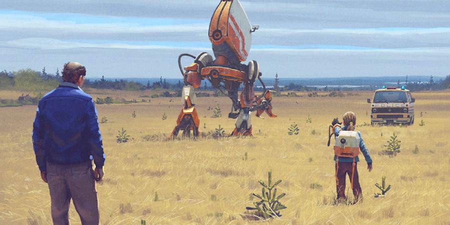 """""""Tales From the Loop"""": a ficção científica necessária"""