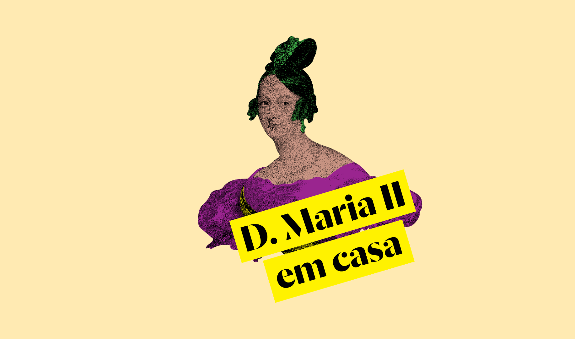 "Sala Online do D. Maria II abre portas esta sexta-feira com ""Carta"""