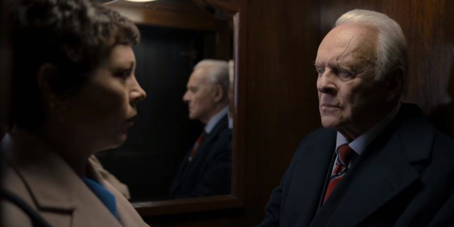 """Estreia nos cinemas """"The Father"""", filme que junta Anthony Hopkins e Olivia Colman nos principais papéis"""