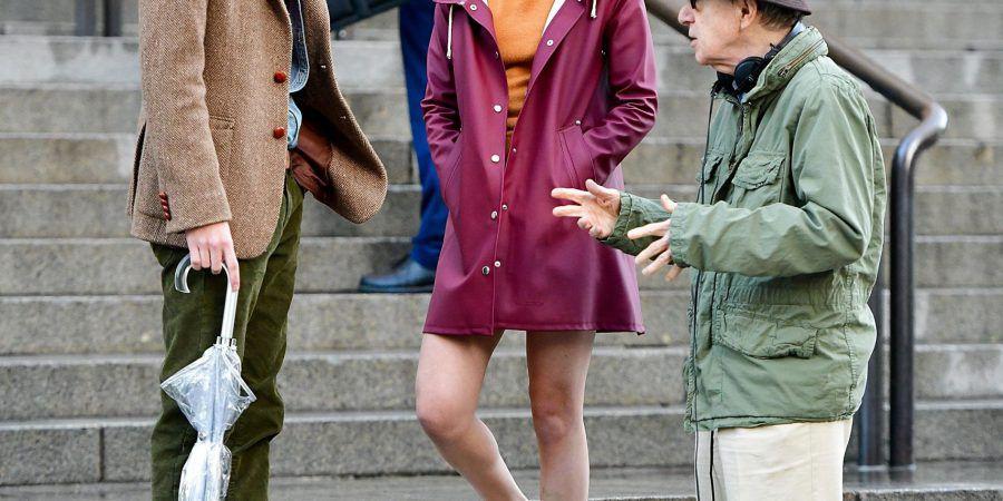 """Já se pode ver o primeiro trailer de """"A Rainy Day in New York"""", novo filme de Woody Allen"""