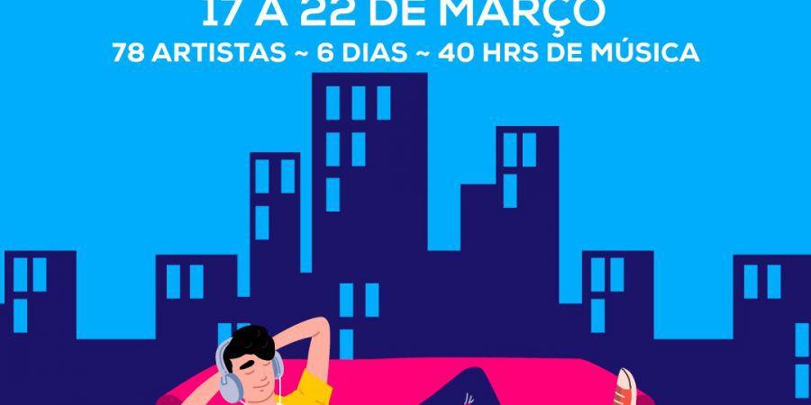 Festival Eu Fico Em Casa: artistas unem-se para sensibilizar a população a ficar em casa