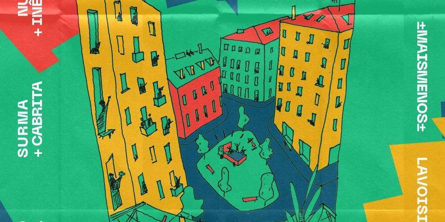 Mapas: primeiro episódio em Leiria apresenta arte e música com ± MaisMenos ±, Surma + Cabrita,Fado Bicha + Labaq e Lavoisier