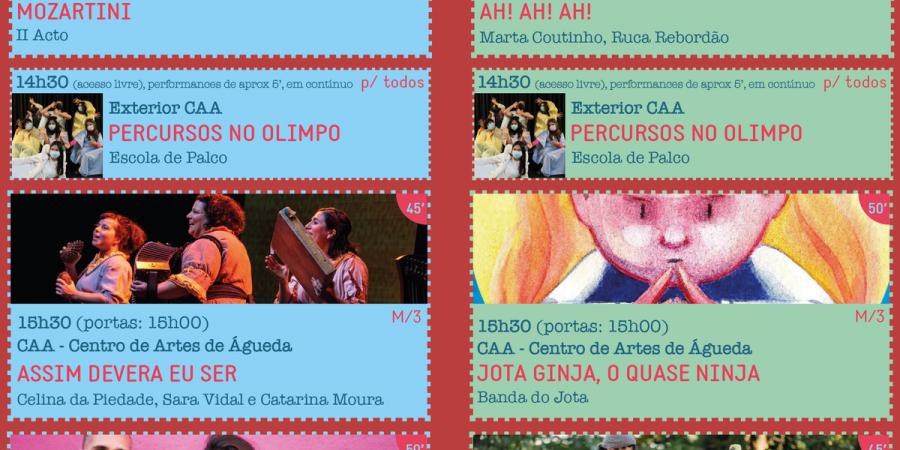 Começa hoje o Festival i!, em Águeda