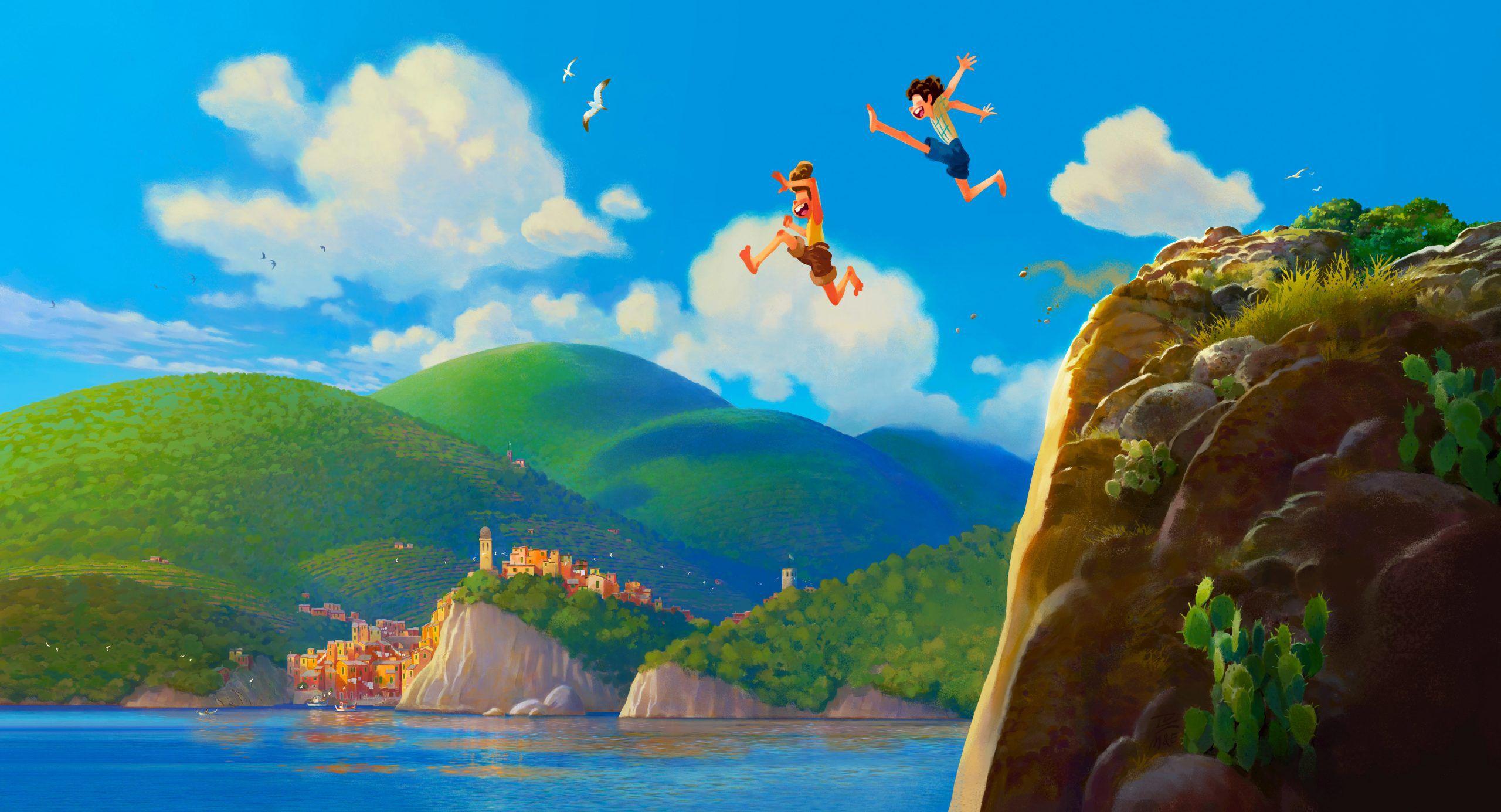 """""""Luca"""" é o próximo filme da Pixar e conta como """"as amizades de infância podem definir quem queremos ser"""""""