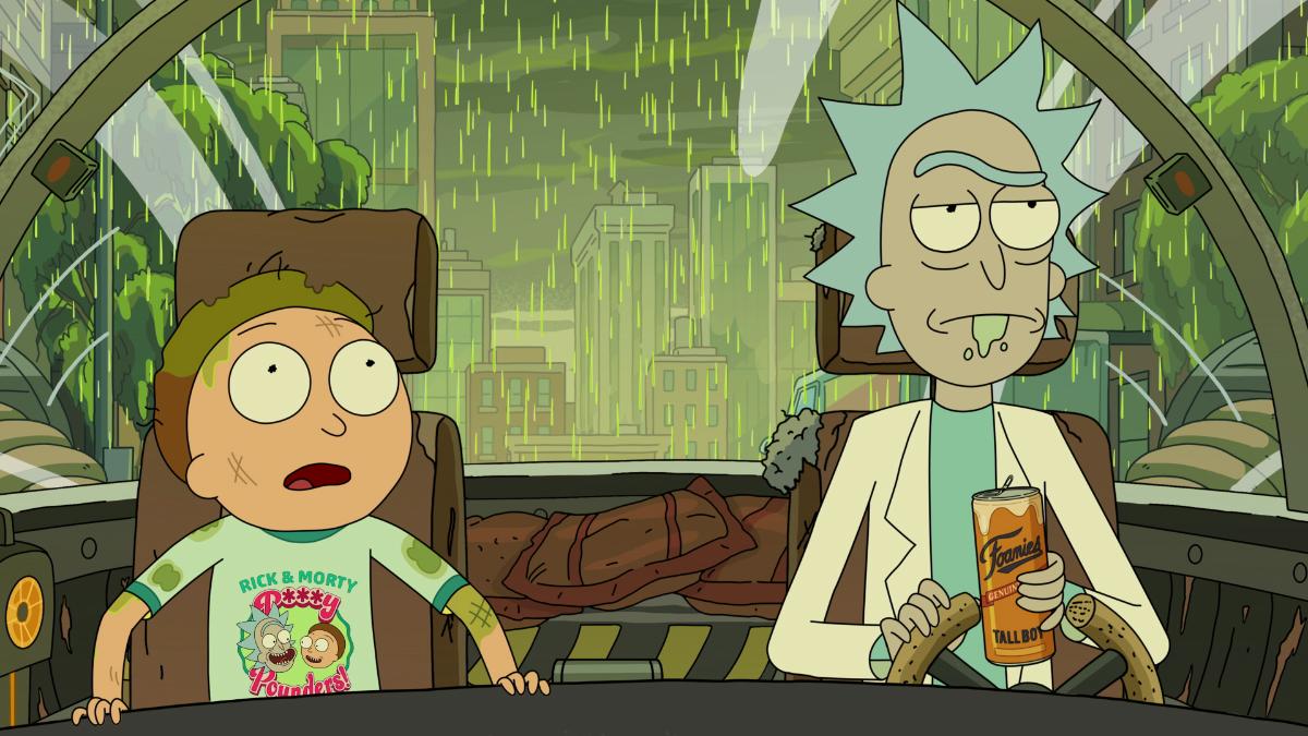 """Já se pode ver o novo trailer da quinta temporada de """"Rick And Morty"""""""