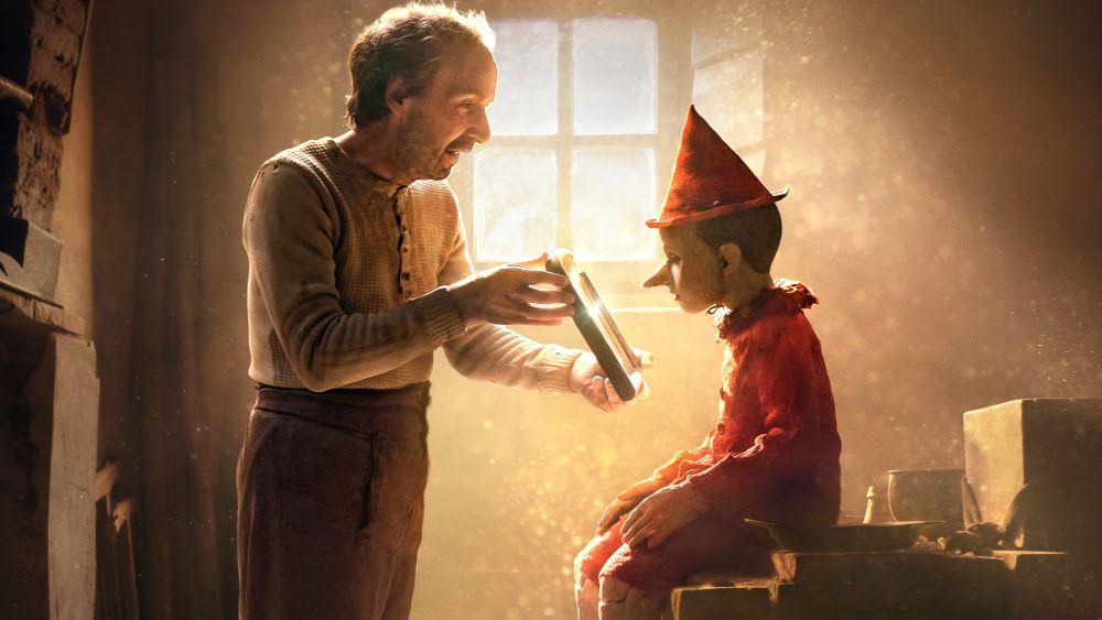 """""""Pinocchio"""", de Matteo Garrone, com Roberto Benigni estreia em Portugal na Festa do Cinema Italiano"""