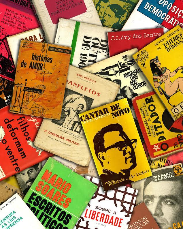 Os livros e artigos proibidos na ditadura de Salazar