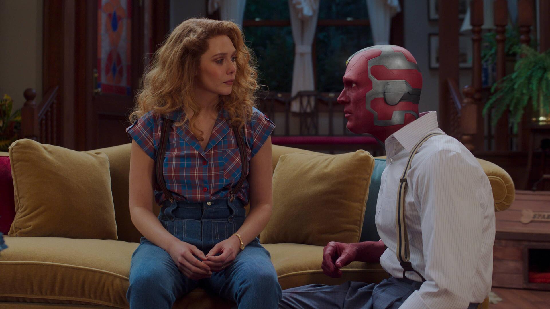 """""""WandaVision"""", a criativa fórmula Marvel entre humor e sentimento"""