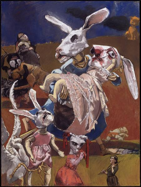 War, 2003 - Paula Rego