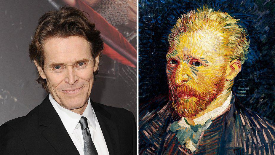 Willem Dafoe vai interpretar Vincent van Gogh em 'At Eternity's Gate'