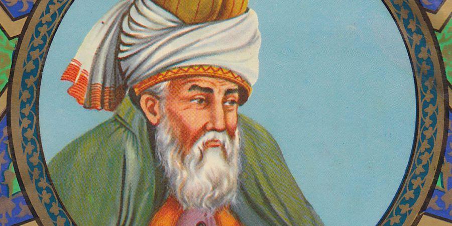O misticismo do poeta Rumi
