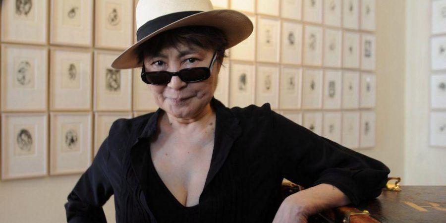Yoko Ono vai estar no Porto para inaugurar exposição em Serralves