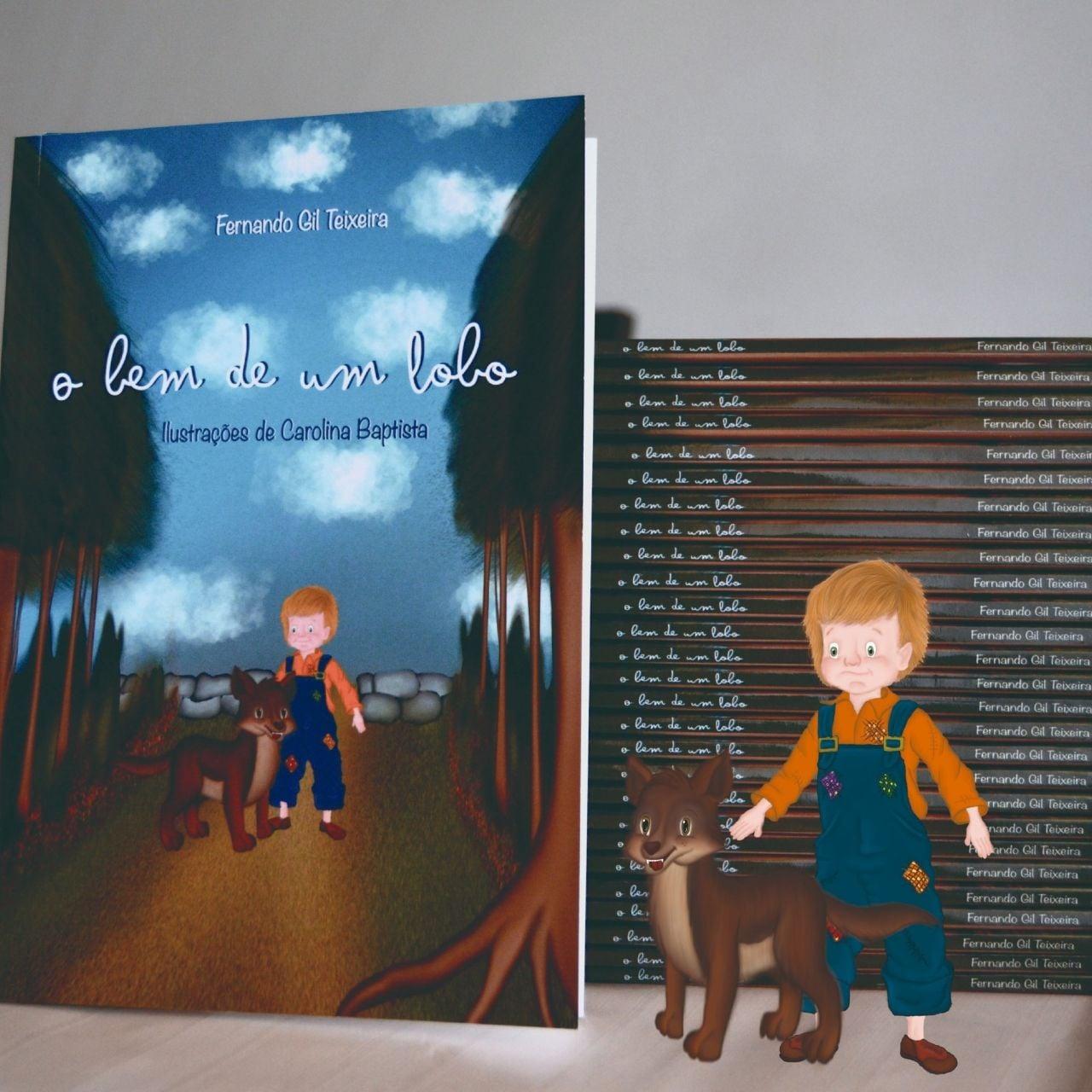 """""""O Bem de um Lobo"""" ganha dimensão e já vai na 3ª edição"""