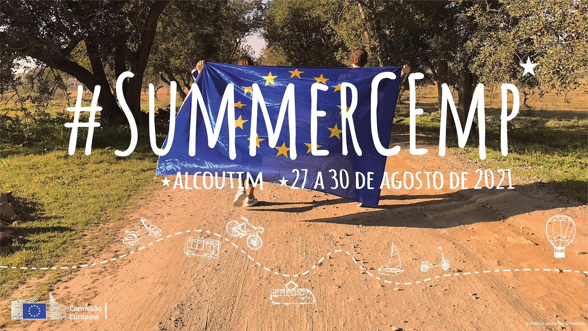 """""""Summer CEmp"""". Jovens vão discutir a Europa em Alcoutim. Candidaturas já abriram"""