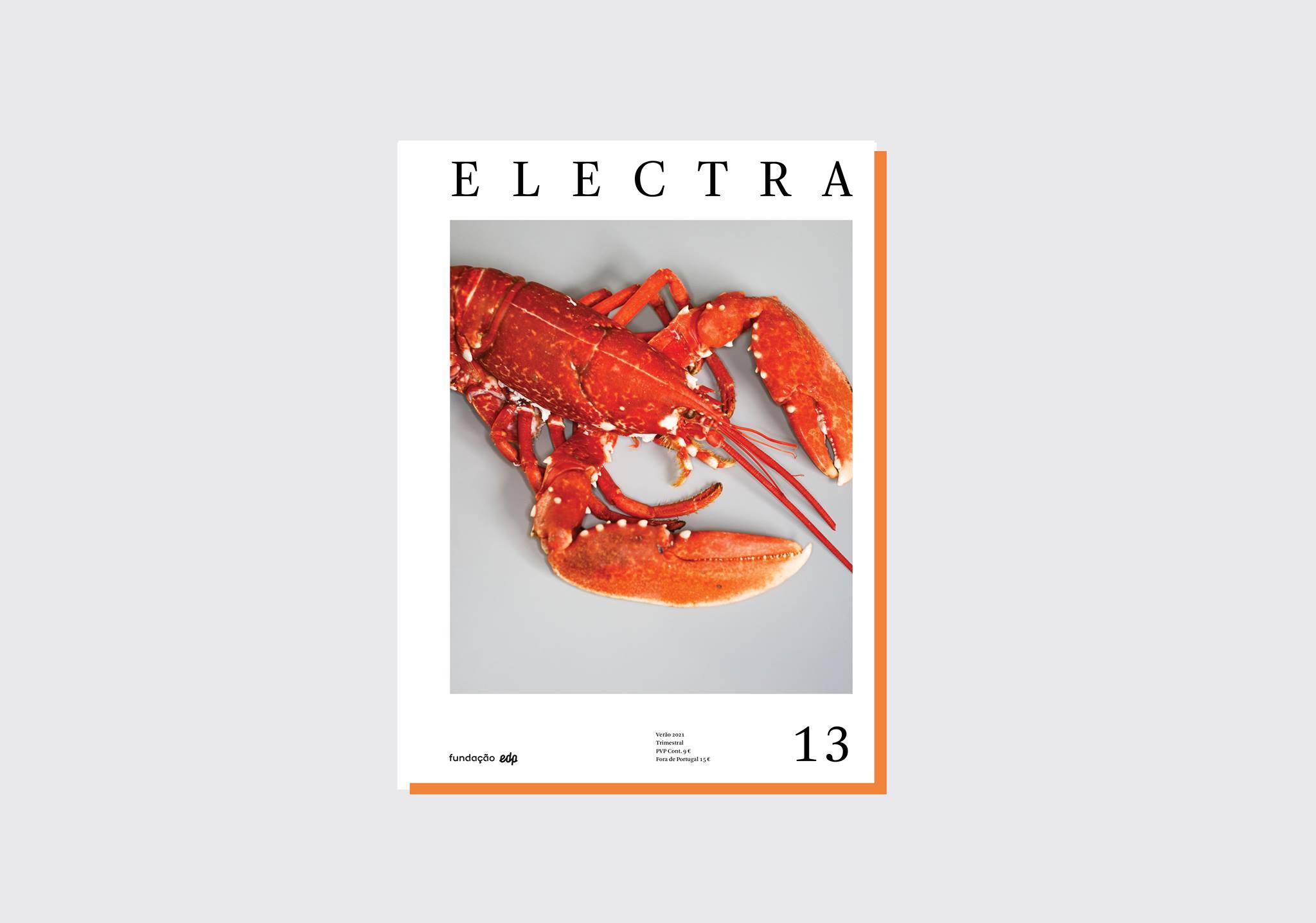 Na revista Electra 13: a comida, Adam Phillips, Clarice Lispector e Madame Grès