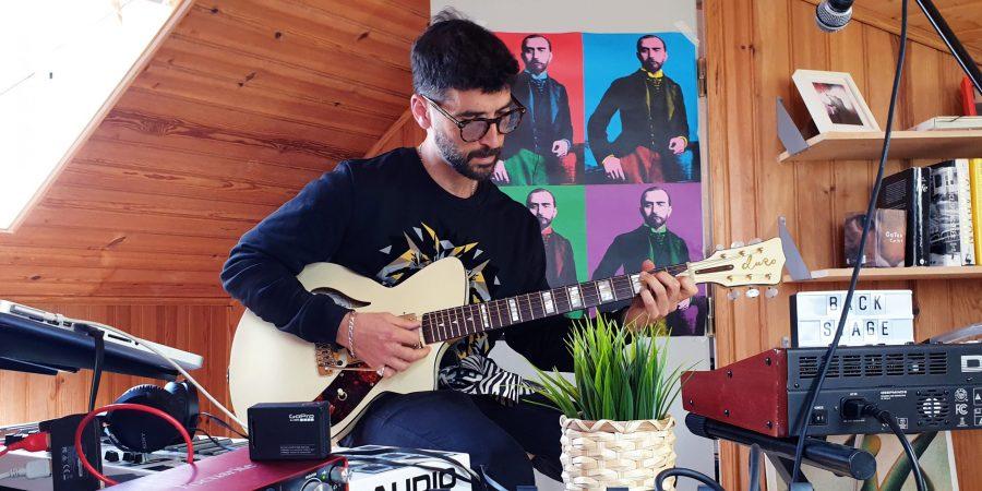 """Entrevista. Frederico Martinho: """"Uma banda é uma receita"""""""