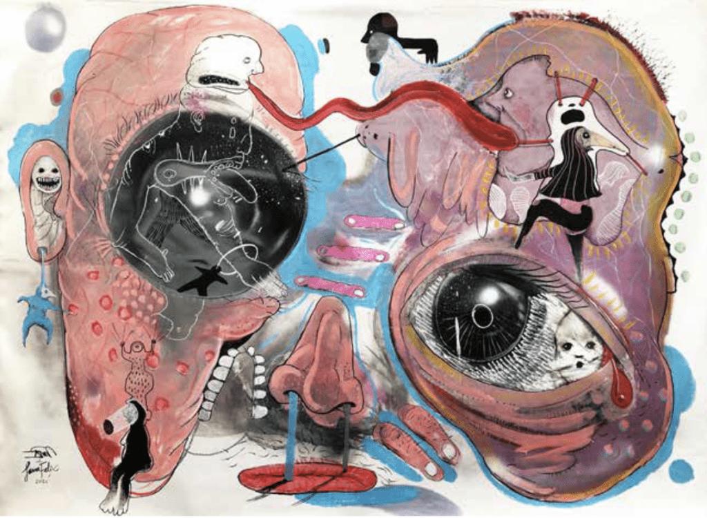 Casa da Liberdade – Mário Cesariny acolhe tridente de surrealistas latinos