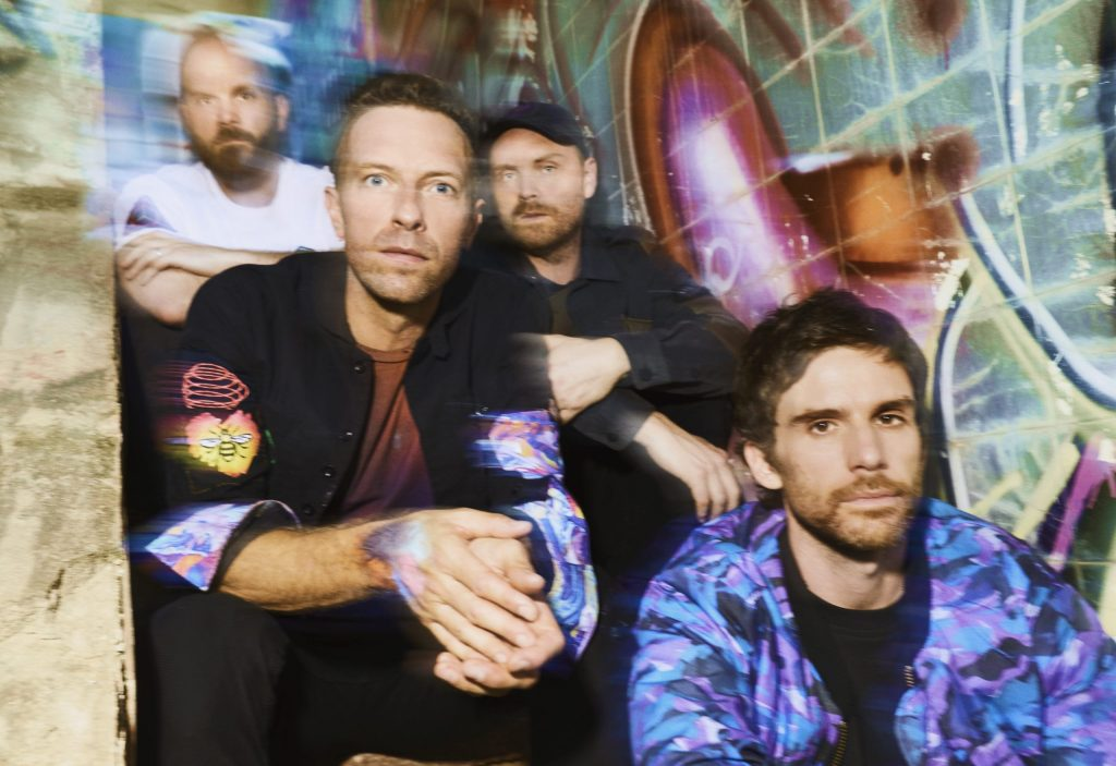 "Coldplay anunciam novo álbum ""Music Of The Spheres"". Disco sai este ano"