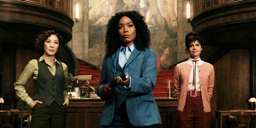 """Livraria Lello inspira """"Gunpowder Milkshake"""", novo filme de ação da Netflix"""