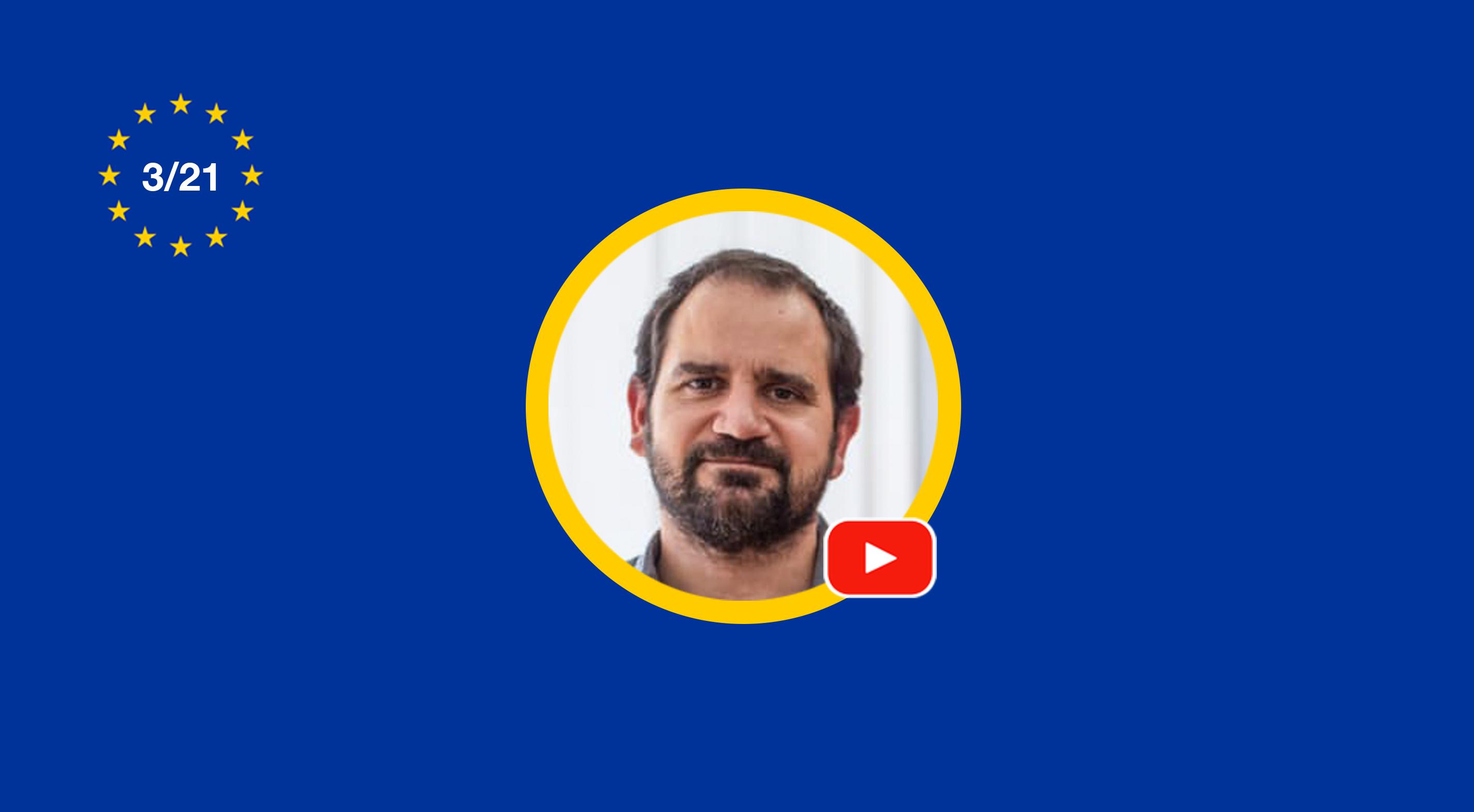 """Entrevista. José Gusmão: """"A minha politização não partiu muito do activismo mas sim através dos livros"""""""