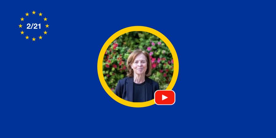 "Entrevista. Margarida Marques: ""Portugal beneficiou e beneficia de ser estado-membro e também contribui para a União Europeia"""