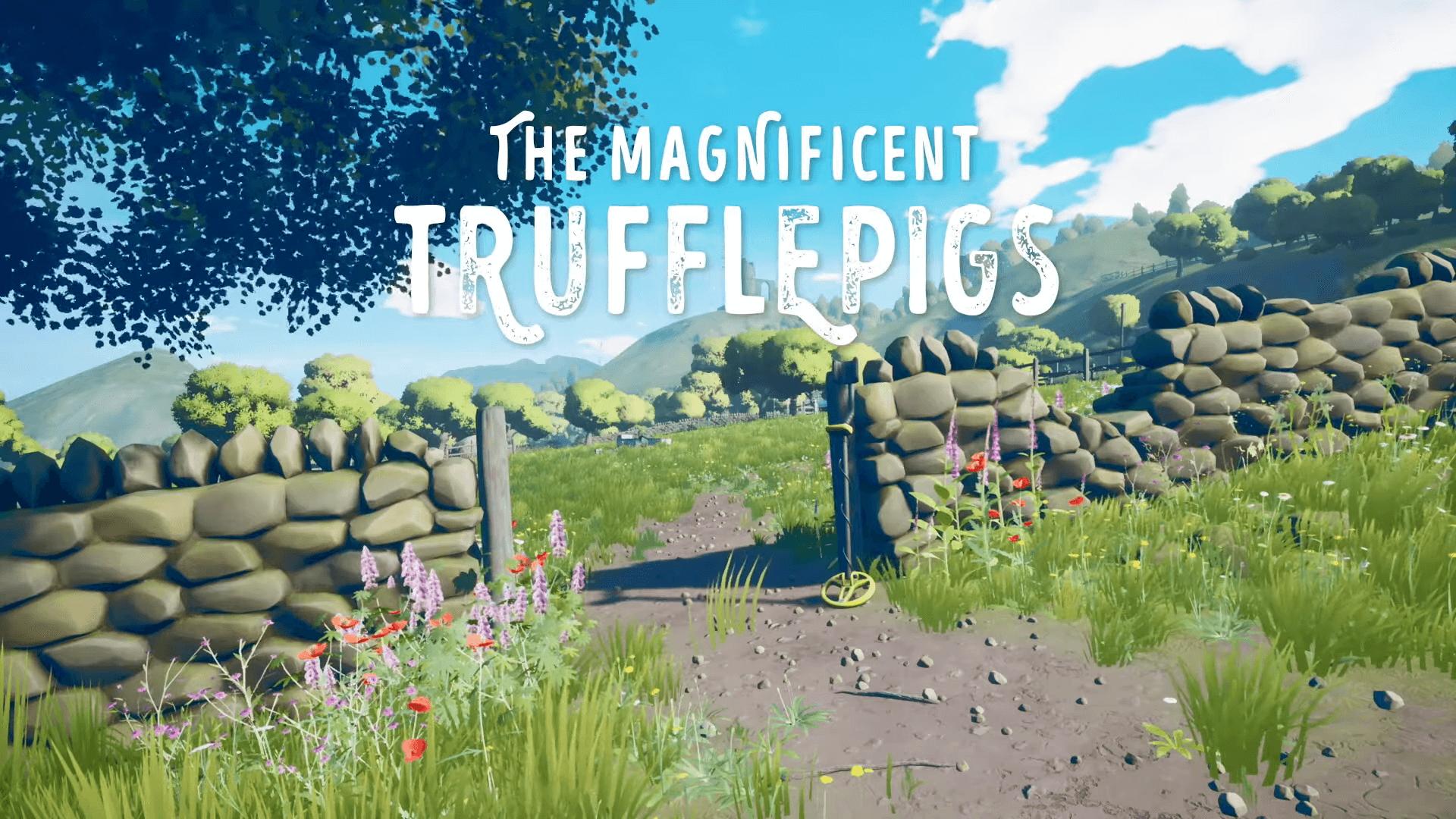"""""""The Magnificent Trufflepigs"""": o desenterrar de uma nova vida"""