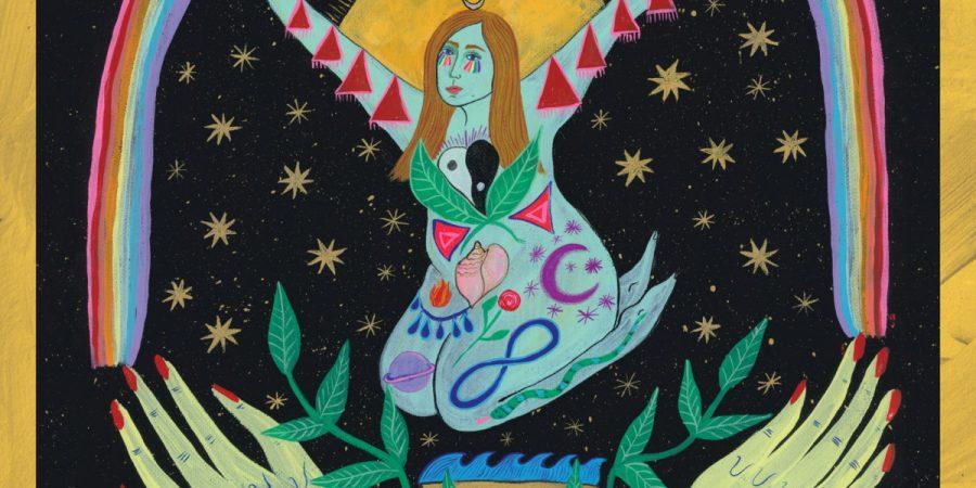 Hoje à noite n'O Sótão. Jazz em tons de amarelo por Emma-Jean Thackray
