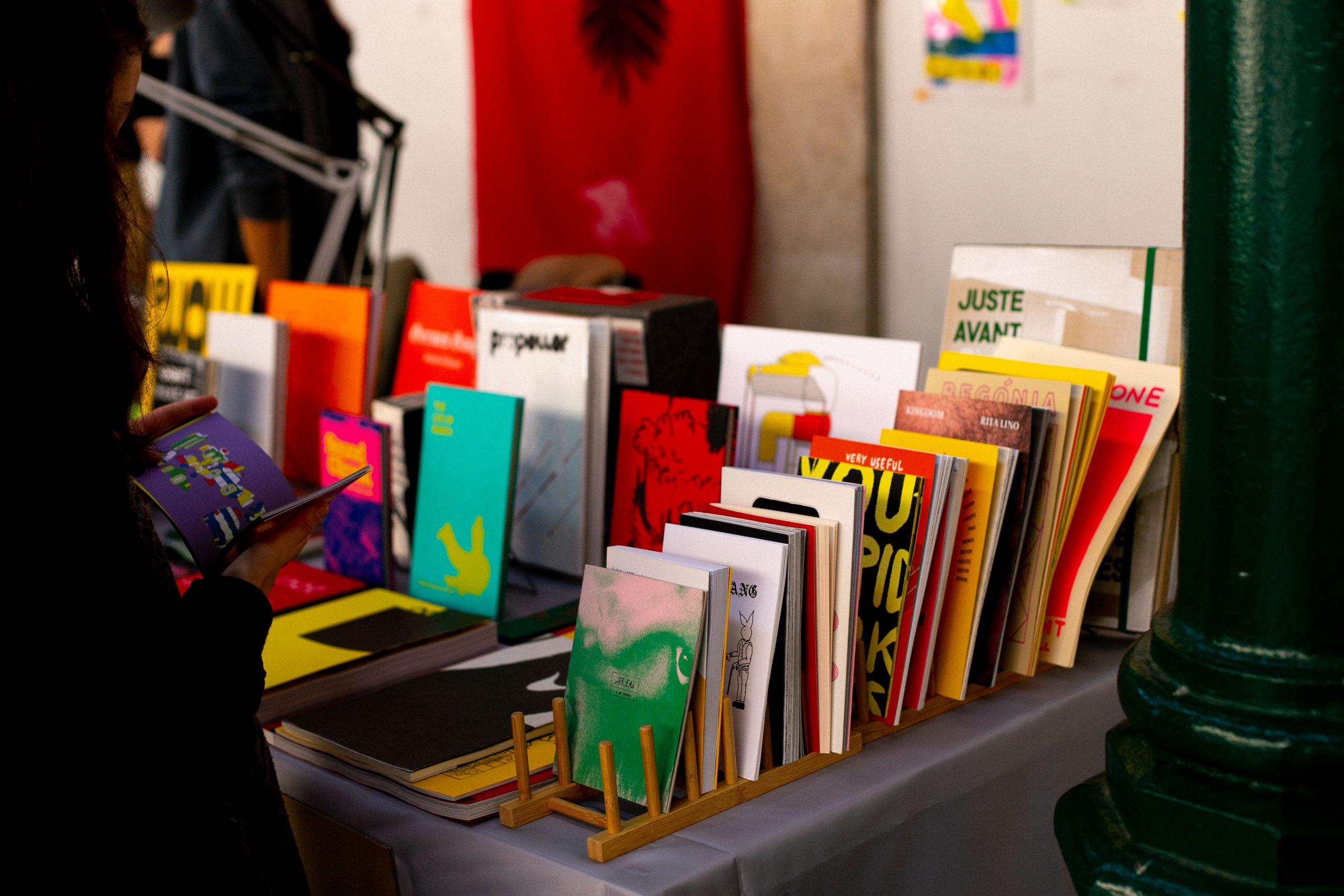 Feira Gráfica Lisboa regressa em Julho. Edição terá mais de 100 participantes, entre editoras e artistas independentes